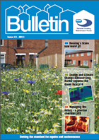 Front cover for 2011 bulletin
