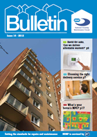 Front cover for 2012 bulletin