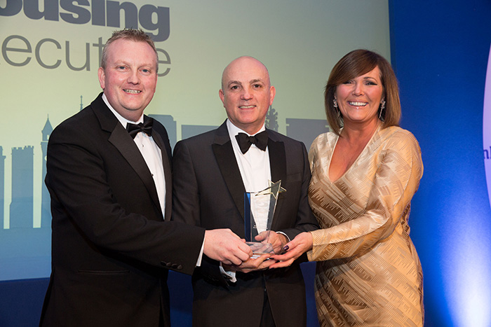 Project of the year 2017 - Northern Ireland Housing Executive
