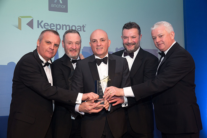 Best contract 2017 - Anchor & Keepmoat